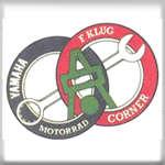 Yamaha Klug Motorräder
