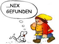 ... nix gefunden
